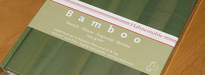 Hahnemühle Bamboo Skizzenbuch