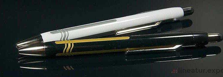 Schneider Epsilon touch – Kugelschreiber mit nützlichem Extra