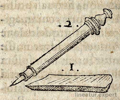 gessner original - Der Universalgelehrte und der Bleistift - Der Gessner Bleistift