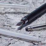 Füller reinigen