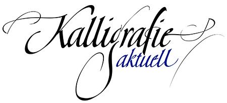 kalligrafie aktuell logo - Kalligrafie aktuell