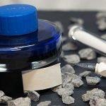 tdm lamy blau t52 150x150 - Pelikan Edelstein Mandarin - Tinte des Monats