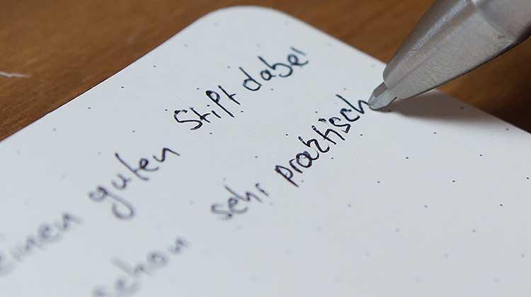 boeker mpp schrift - Der Böker Plus MPP - Mal ein ganz anderer Stift.