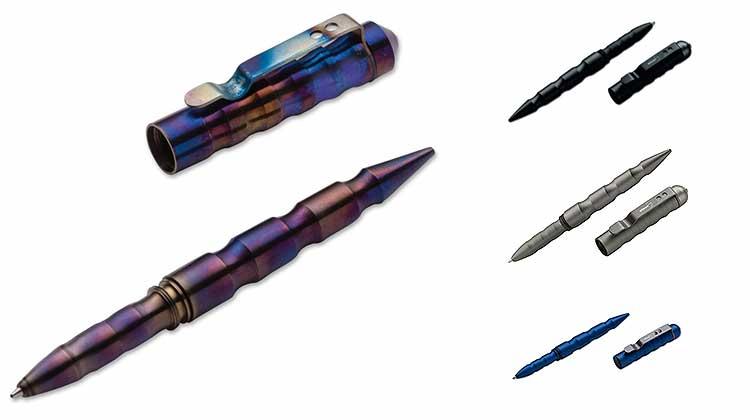 boeker mpp versionen - Der Böker Plus MPP - Mal ein ganz anderer Stift.
