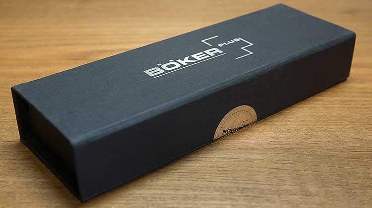 boeker plus verpackung - Der Böker Plus MPP - Mal ein ganz anderer Stift.