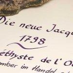 """1798 amethyste de loural 150x150 - Die neue Jacques Herbin 1798 """"Améthyste de l'Oural"""""""