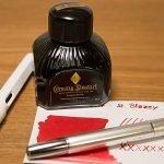 conway stewart tdm 150x150 - De Atramentis – Mitternachtsblau – Tinte des Monats