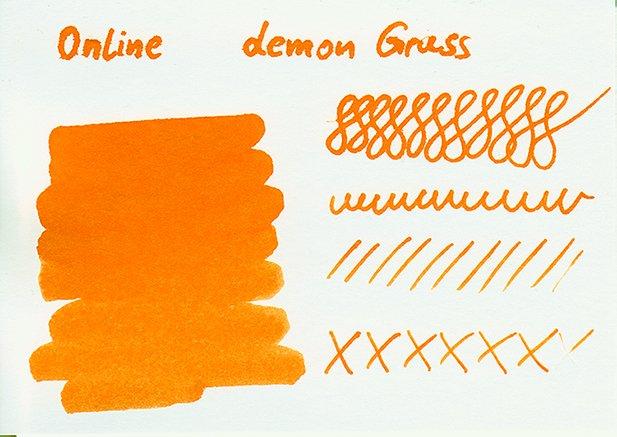 online lemongras tdm karte - Online Tinte der Sinne Lemon Grass - Tinte des Monats