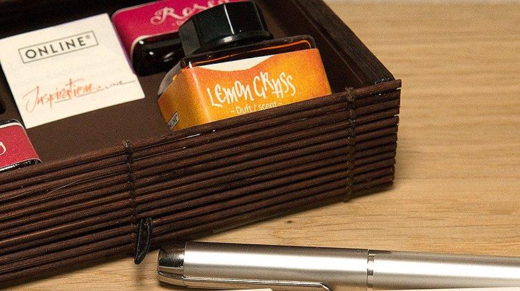 online lemongras tdm - Online Tinte der Sinne Lemon Grass - Tinte des Monats