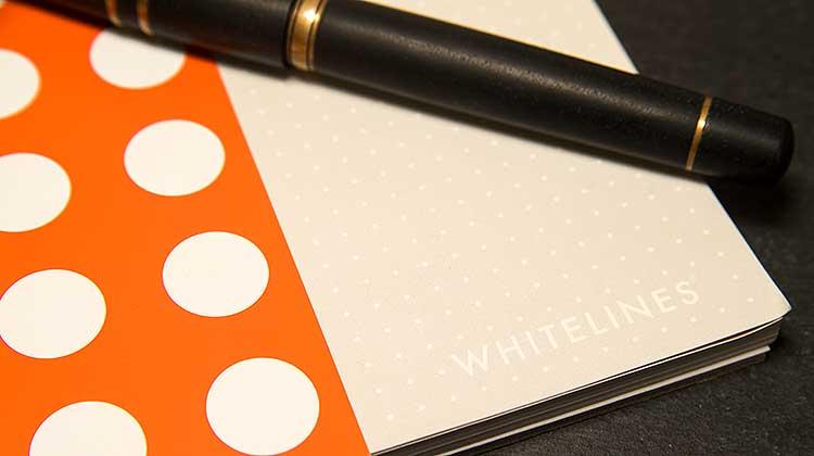 Weiß auf Grau – Whitelines