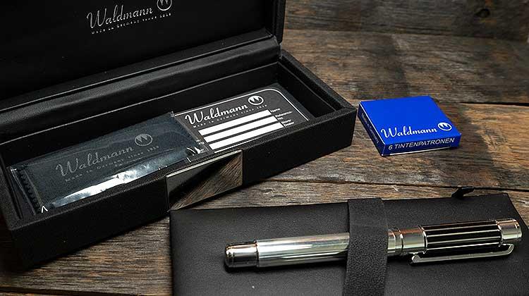 waldmann commander box alles - Der Commander von Waldmann