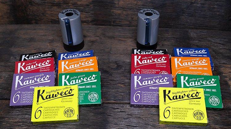 kaweco patronen - Zum Nikolaus: Gewinnt eines von zwei Sets der Kaweco Patronen
