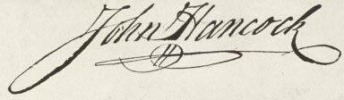 JohnHancockSignature - Internationaler Tag der Handschrift