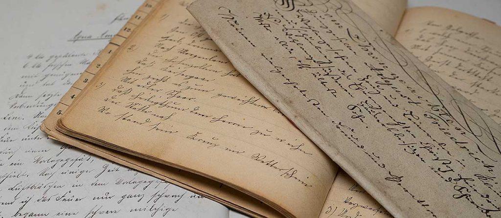 alte handschriften 1170 1024x445 - Internationaler Tag der Handschrift